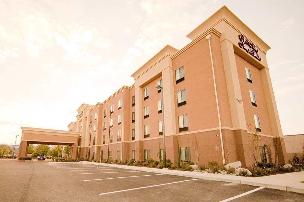 Hampton Inn And Suites Seattle