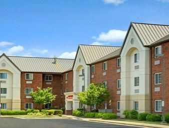 Hawthorn Suites by Wyndham Greensboro in Greensboro, NC