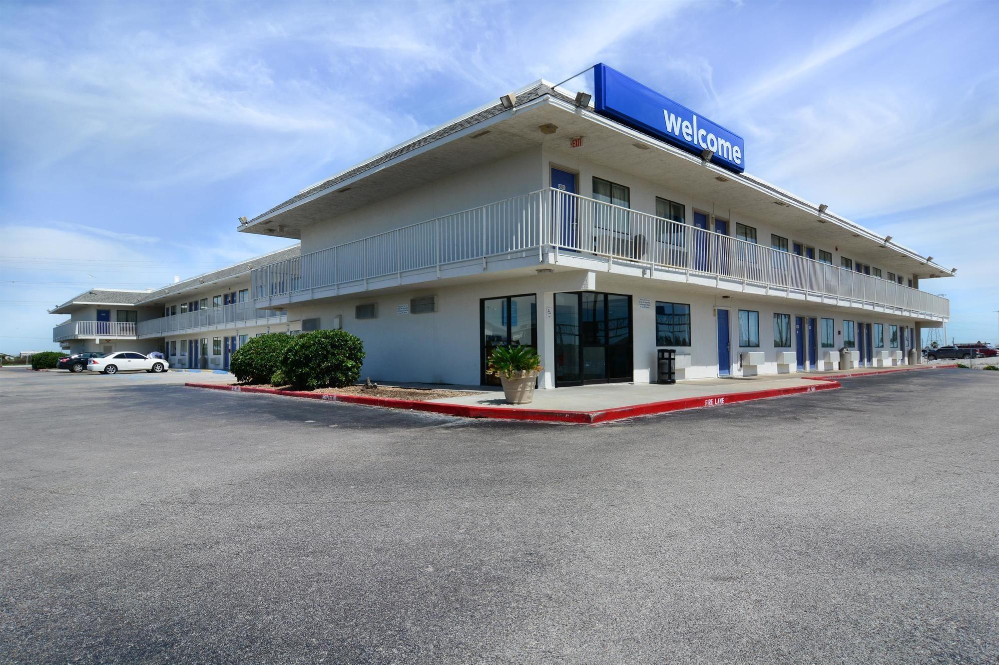 Motel  Galveston Texas Avenue J