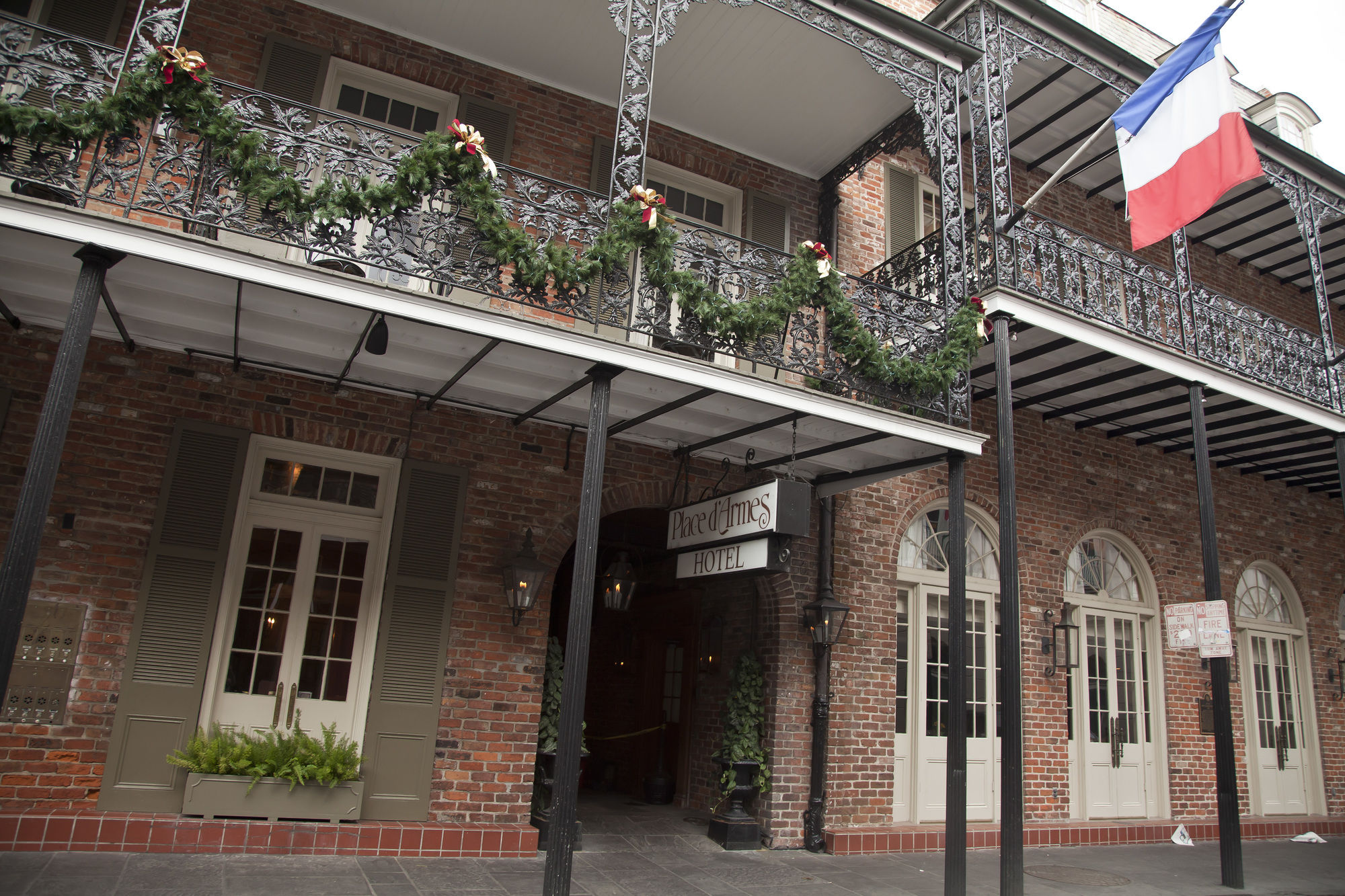 Discount Coupon For Place D Armes Hotel In New Orleans