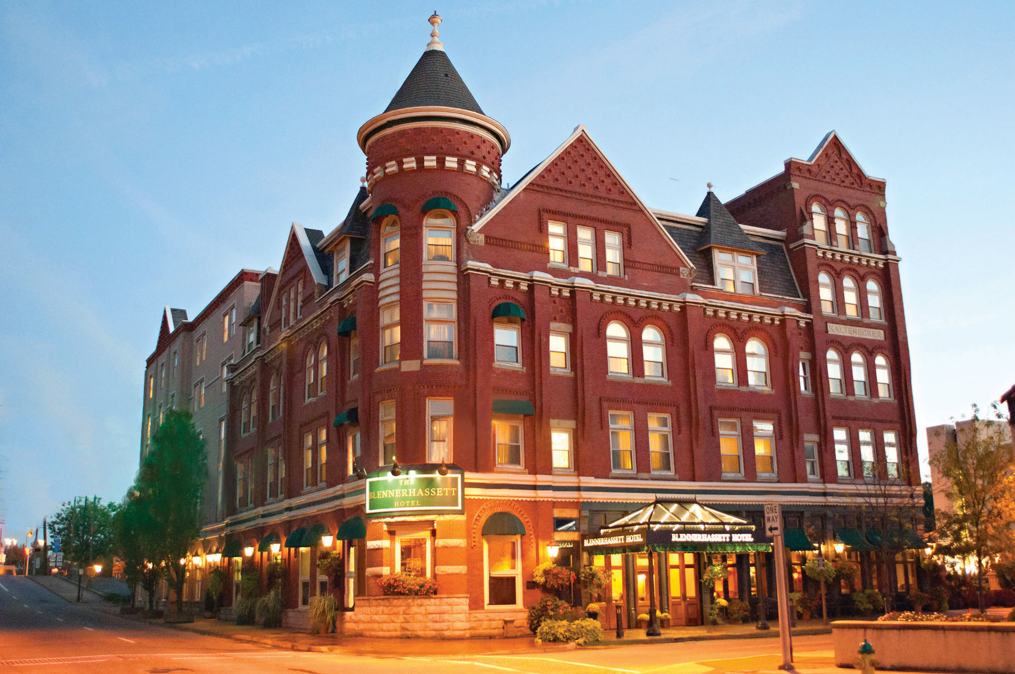 Discount Coupon For The Blennerhassett Hotel In