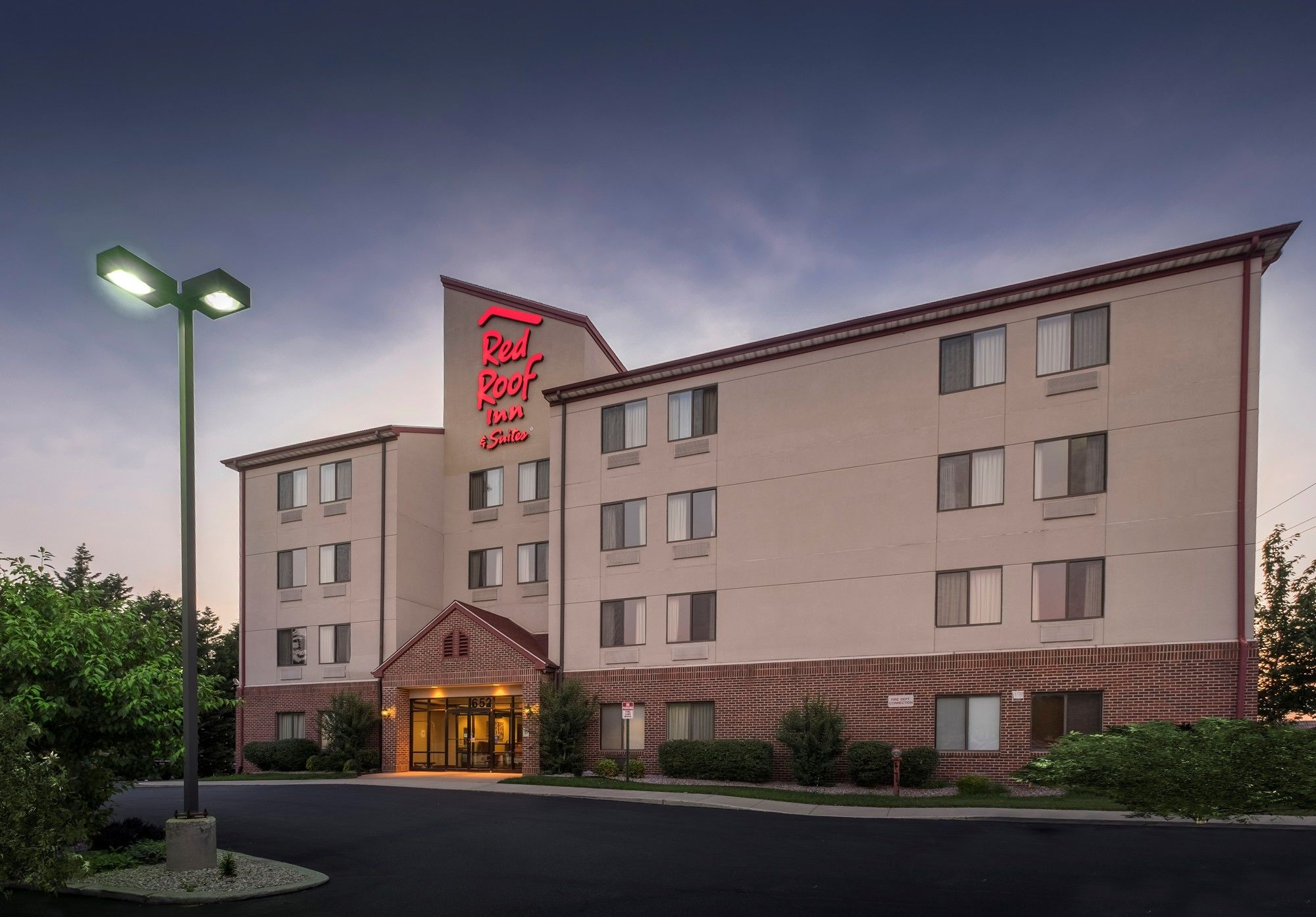 Red Roof Inn & Suites Dover in Dover, DE