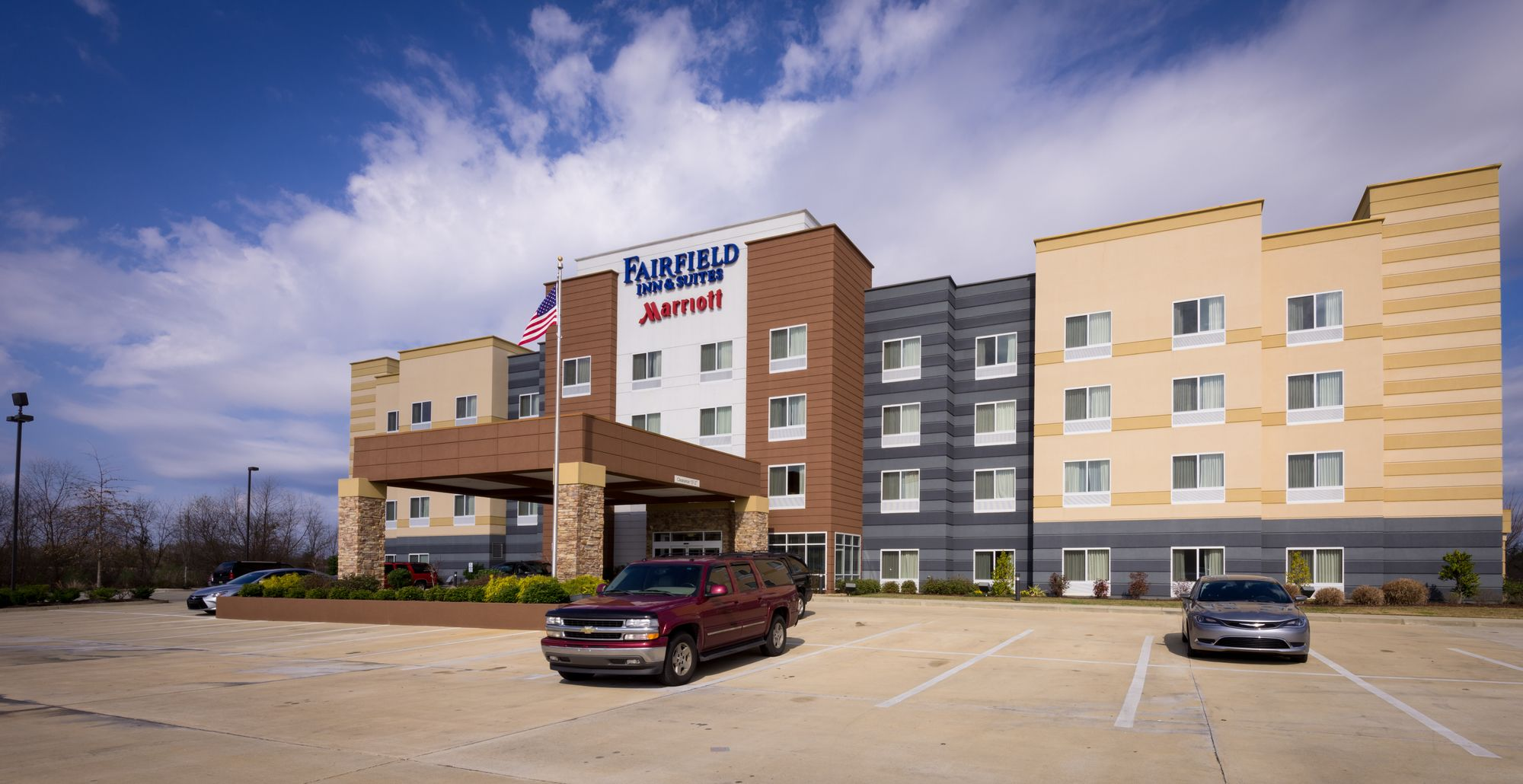 Fairfield Inn & Suites by Marriott Montgomery Airport South in Hope Hull, AL