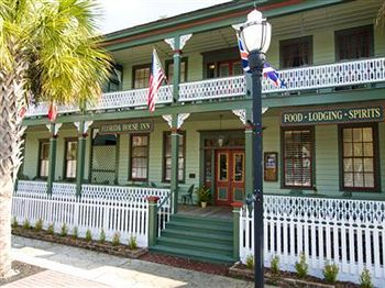Florida House Inn in Amelia Island, FL