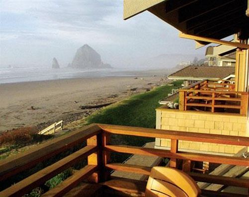 The Ocean Lodge in Cannon Beach, OR