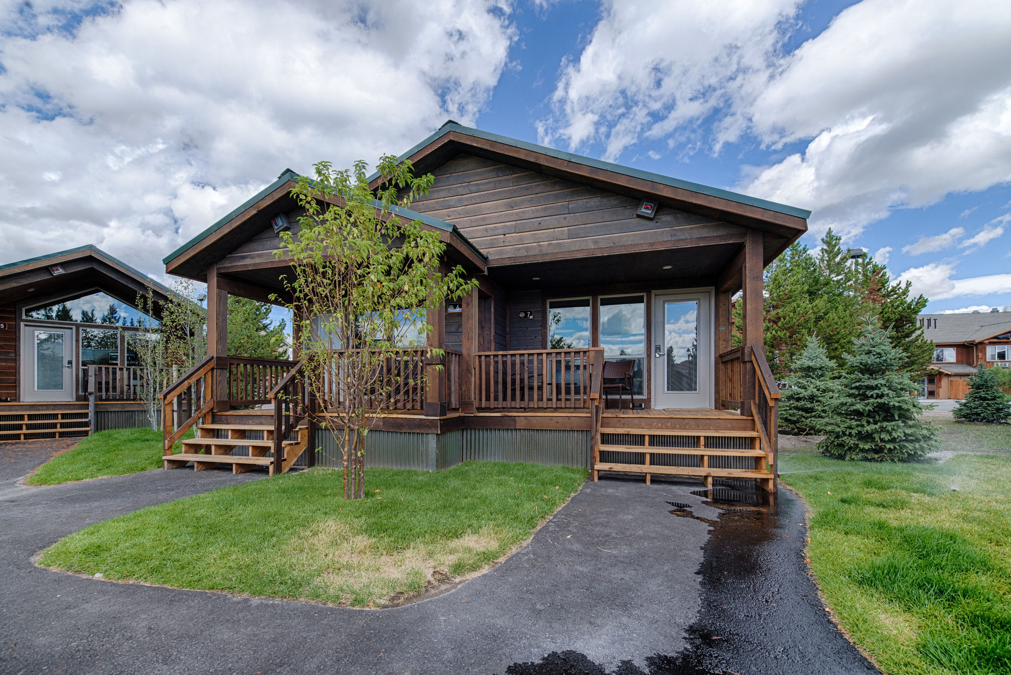 Discount coupon for explorer cabins at yellowstone in west for West yellowstone cabins