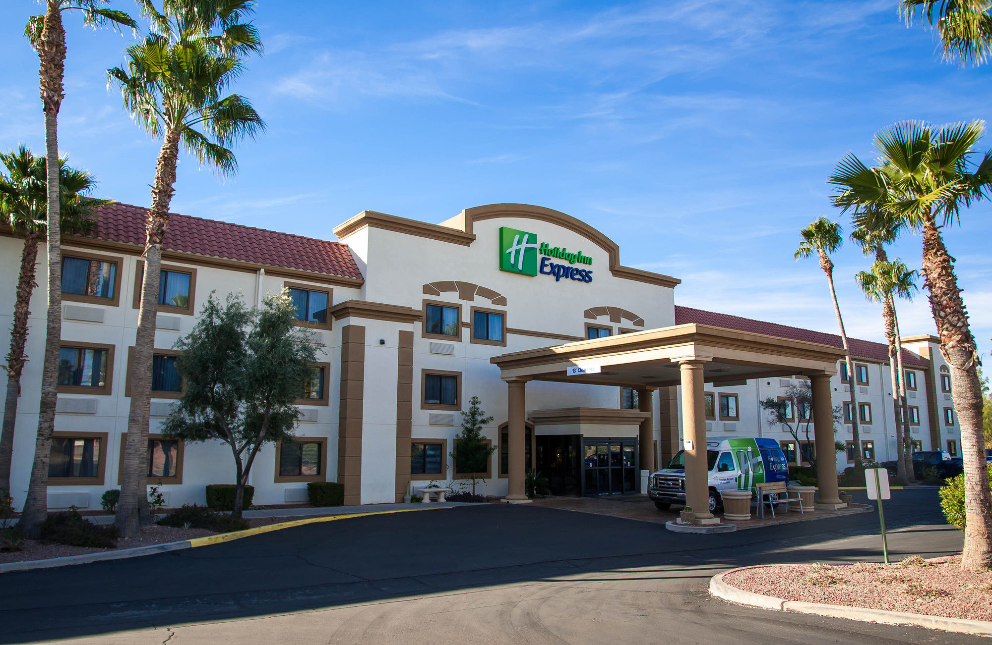 Holiday Inn Express Airport - Tucson