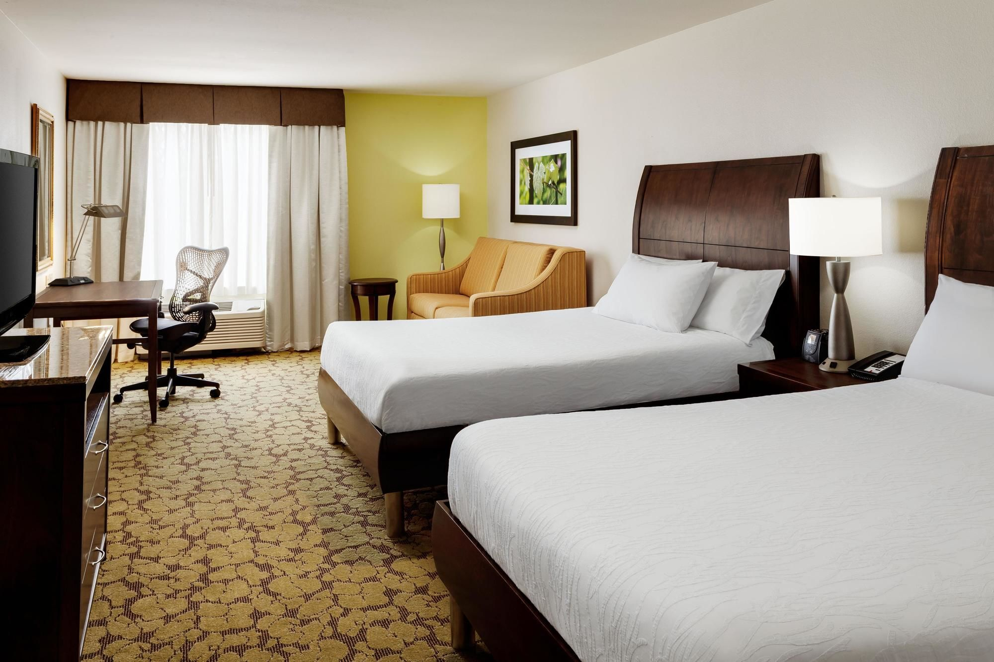 Lovely Hilton Garden Inn New Orleans Airport In Kenner, ...