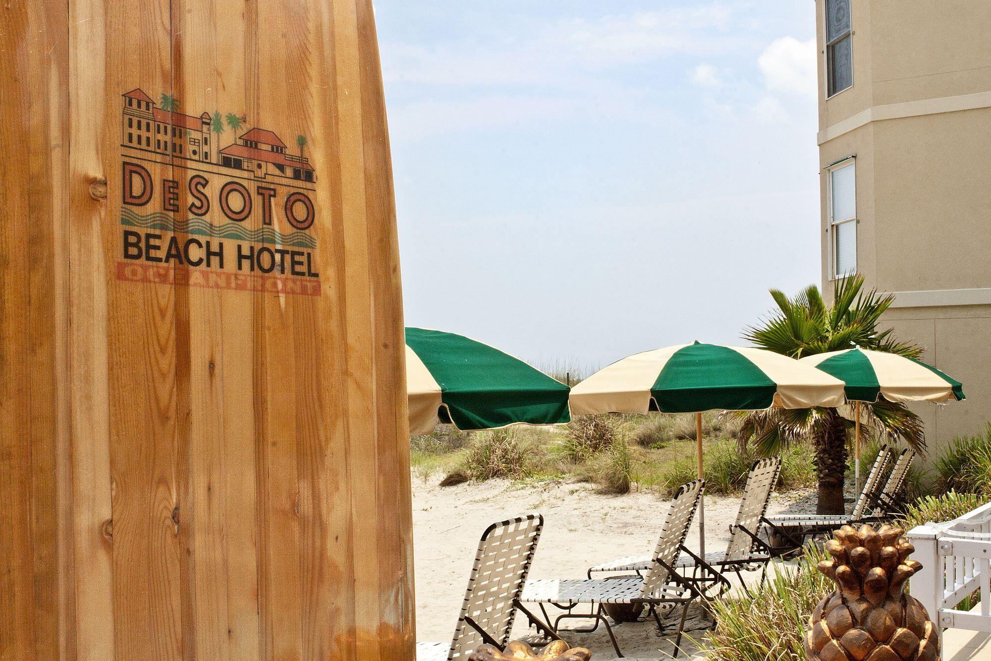 DeSoto Beach Gardens in Tybee Island, GA