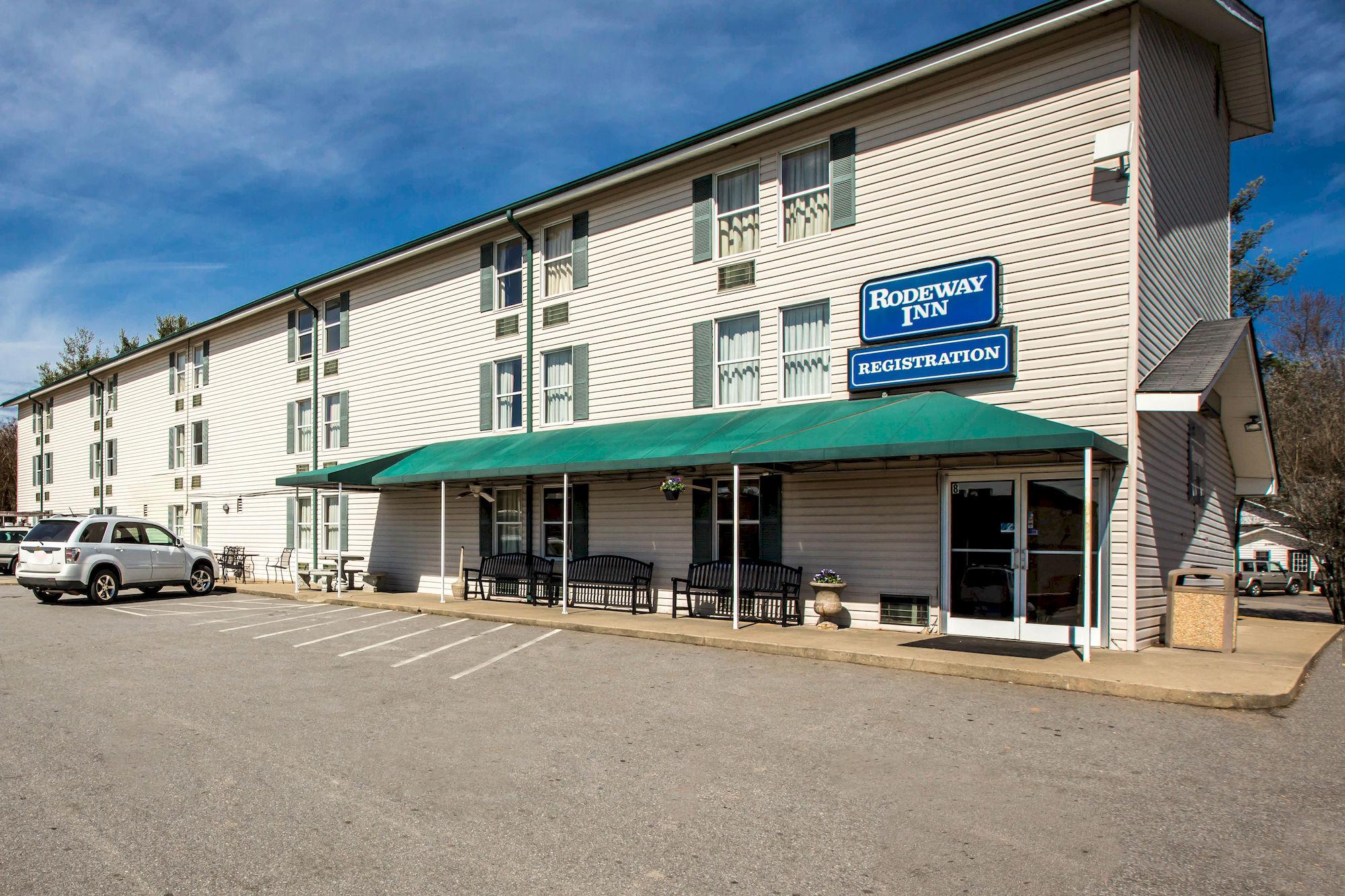 Rodeway Inn Asheville in Asheville, NC
