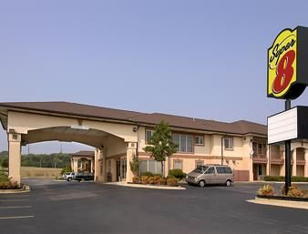 Super 8 Decatur Priceville Area