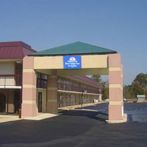 Americas Best Value Inn in Evergreen, AL