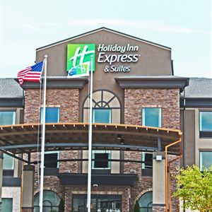 Holiday Inn Express & Suites Glasgow in Glasgow, KY