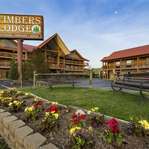 Timbers Lodge in Pigeon Forge, TN