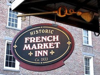 Discount Coupon For French Market Inn In New Orleans