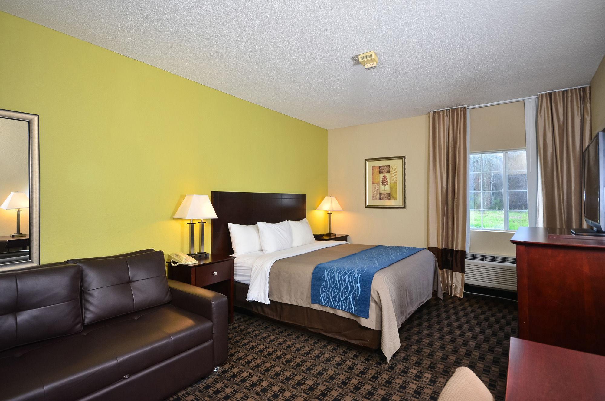 Comfort Inn Decatur in Priceville, AL