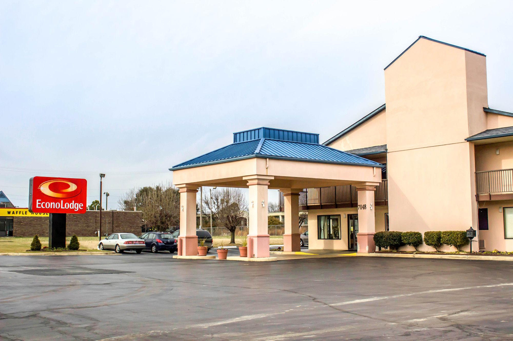 Econo Lodge North in Rocky Mount, NC
