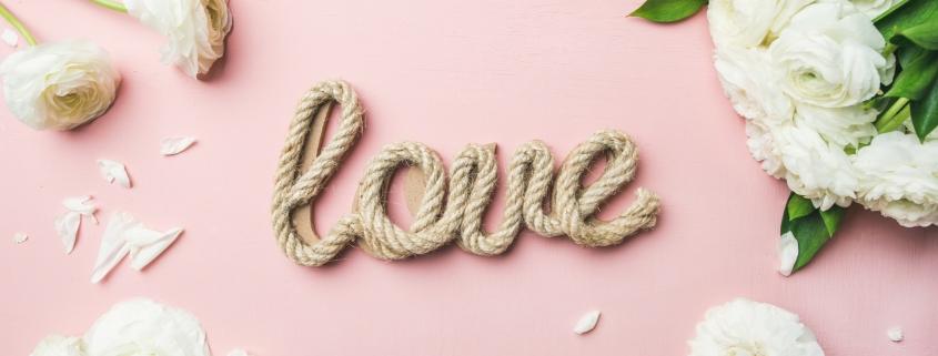 Saint Valentines day background, greeting card or wedding invitation
