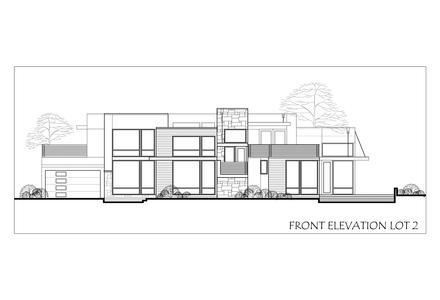 2 front elevation