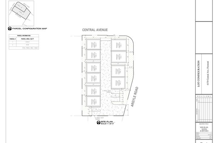 Site plan 2