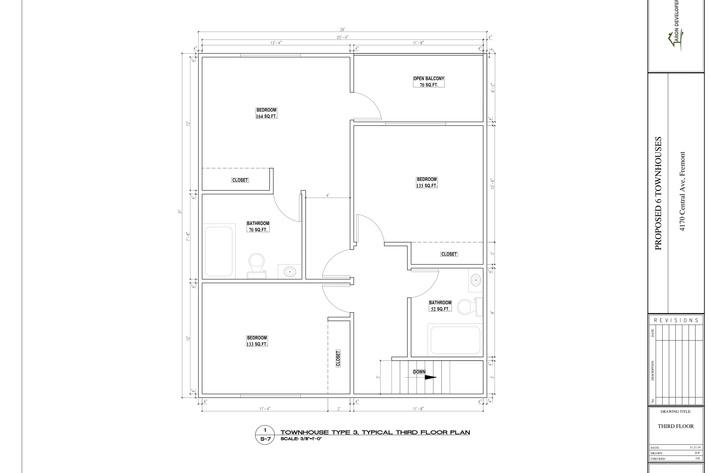 Floor plans 6