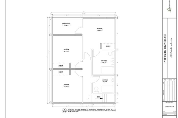 Floor plans 4