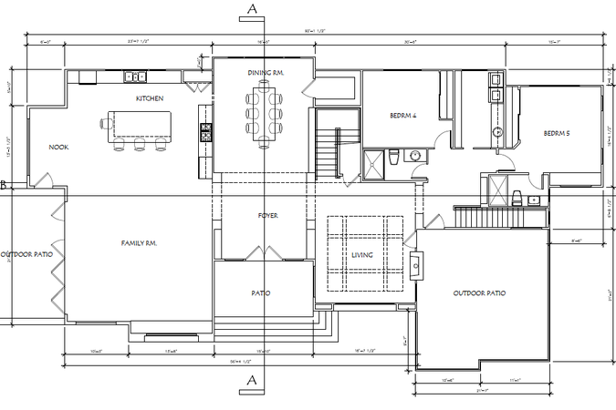 Magdalena lot 1 floor plan 1