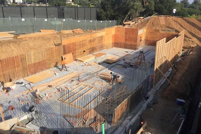 901 loyola  walls forming