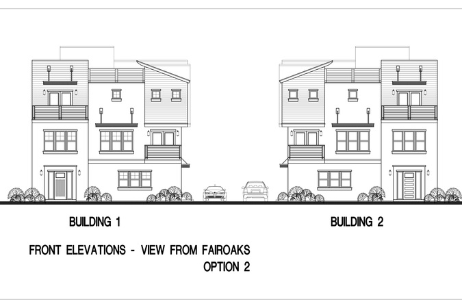 Front elevations   option 2 1 copy