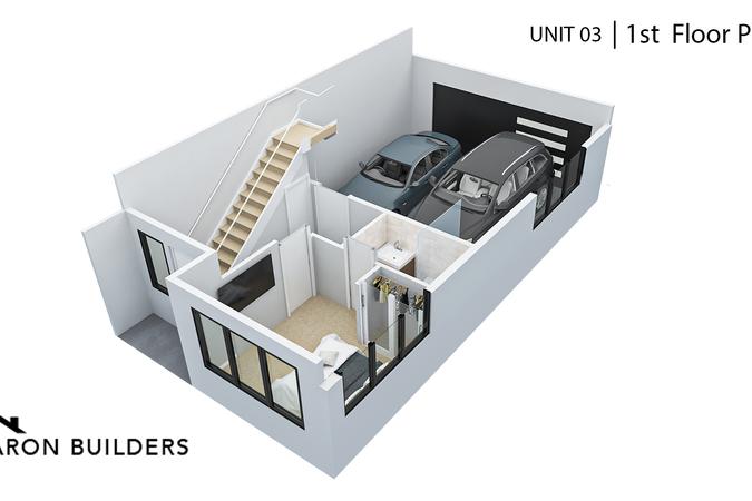 Fairoaks unit03 1st floor plan