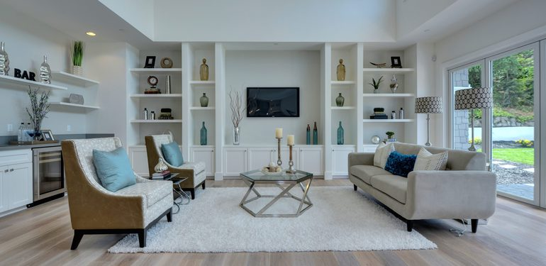 Family Room Area