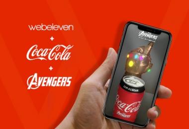 Coca-Cola e Marvel