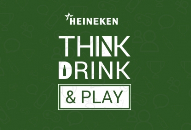 Tink Drink Eplay Heineken