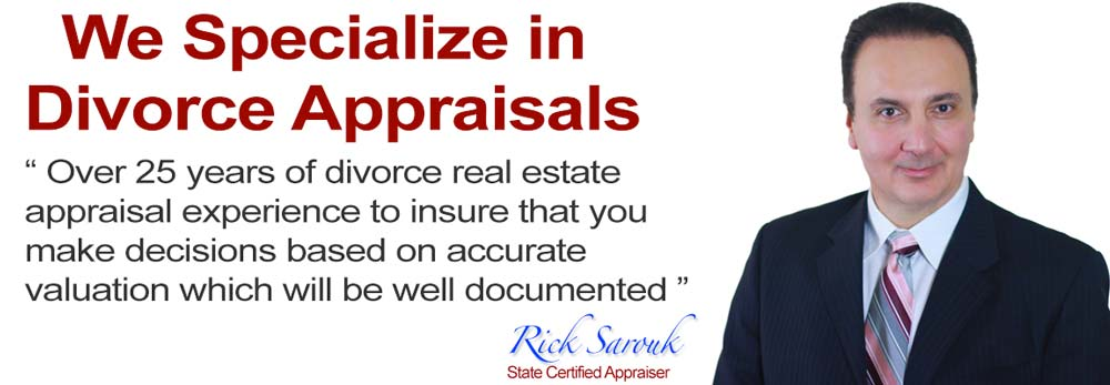 divorce appraisals