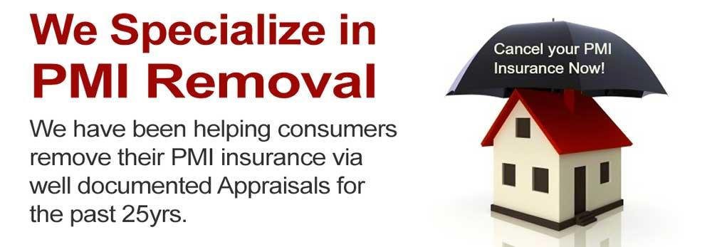 PMI Removal Appraiser