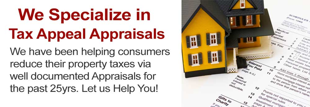 property tax appraisals