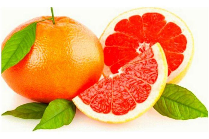 Сжигание калорий грейпфрутом
