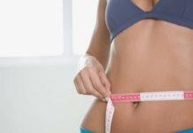 Чтобы убрать лишний жир с живота, нужно правильно есть