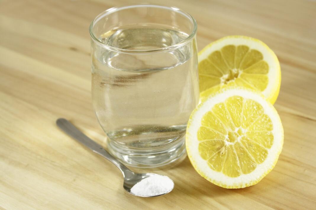 Лимон и соль похудение