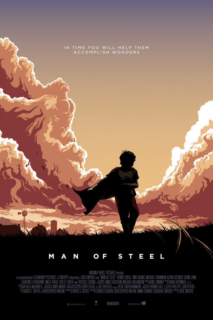 Man of Steel by Oli Riches