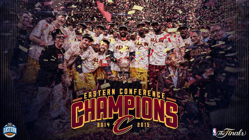 Eastern Conference Champs by Joe Caione