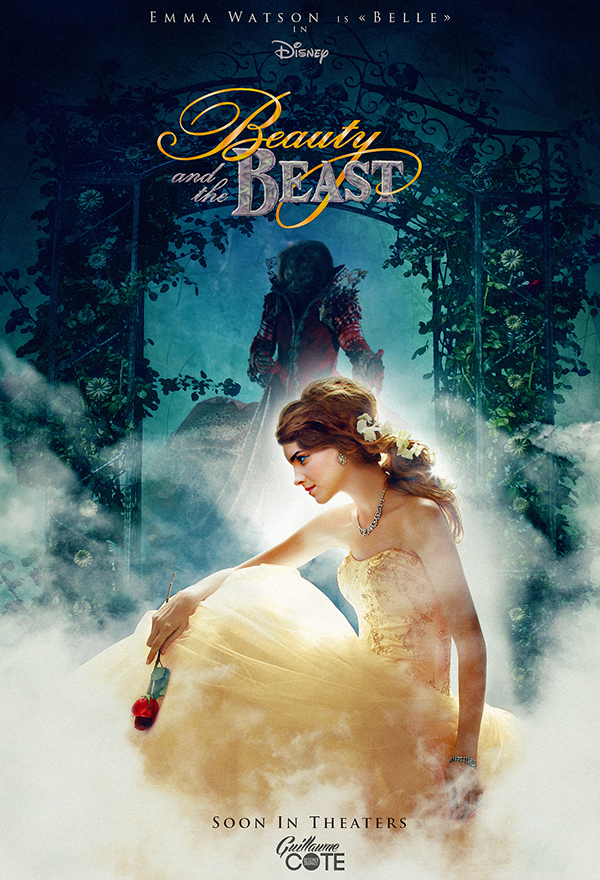 Beauty and the Beast by Guillaume Cote