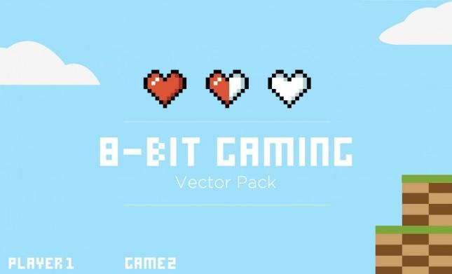 8 Bit Vector Pack