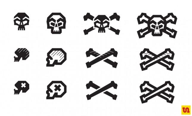 The Studio Temporary's Skull Vector Pack