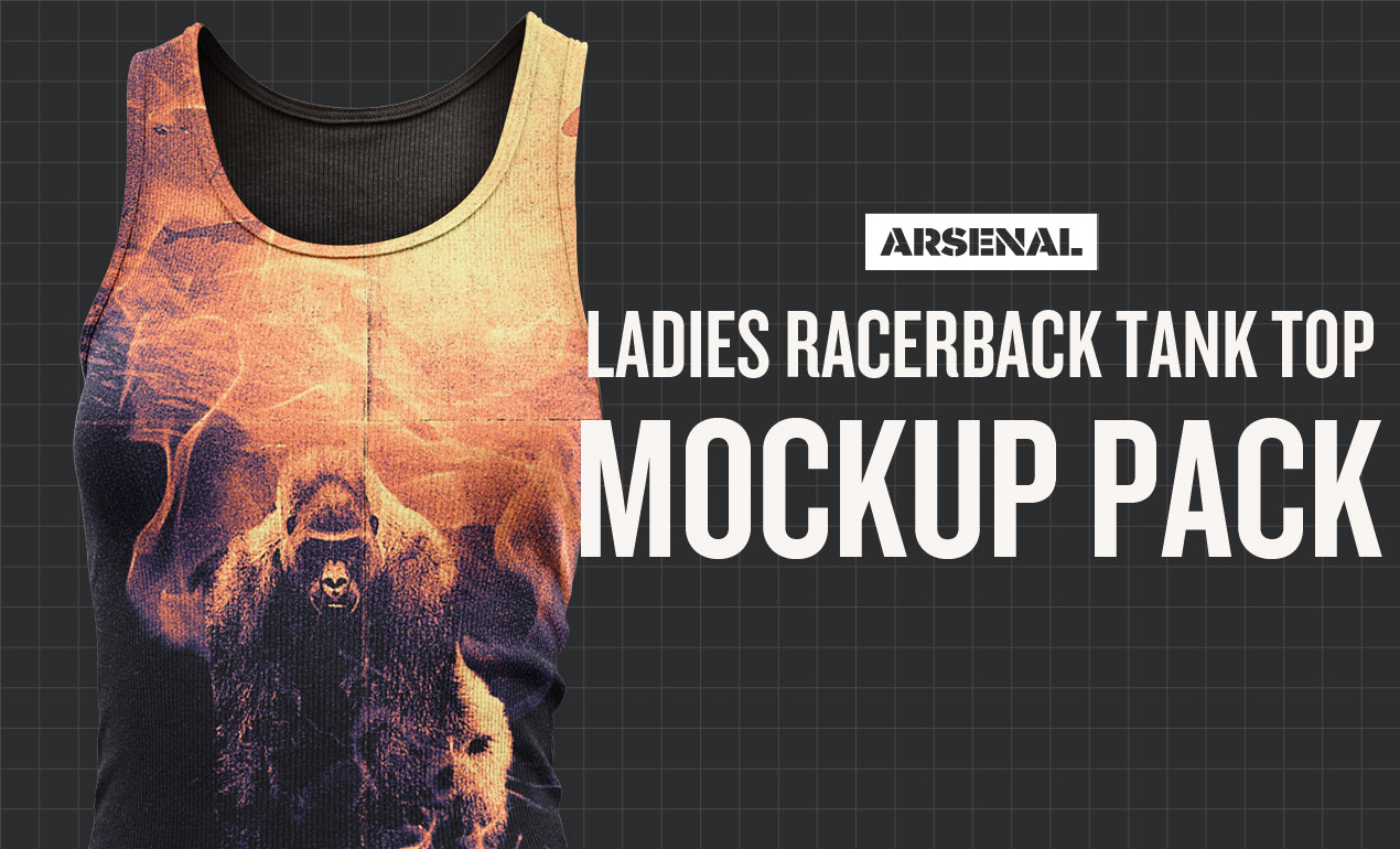mens v neck tank top mockup front 3 4 view in apparel mockups on