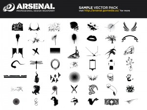 arsenal freebie gma_freebie_vector-sampler_august_2014
