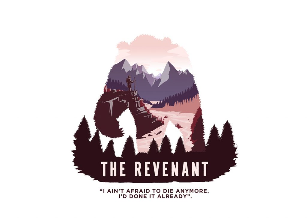 The Revenant by Maria Suarez Inclan