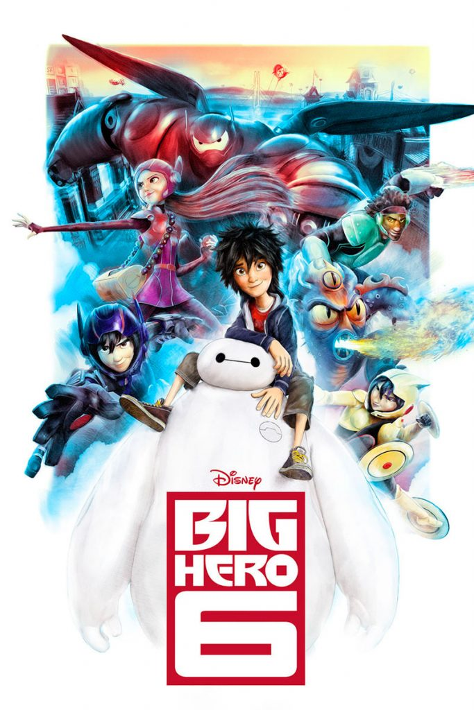 Big Hero 6 by Richard Davies