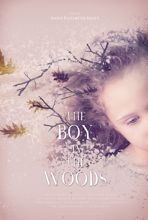 The Boy In The Woods by Benoit Penaud