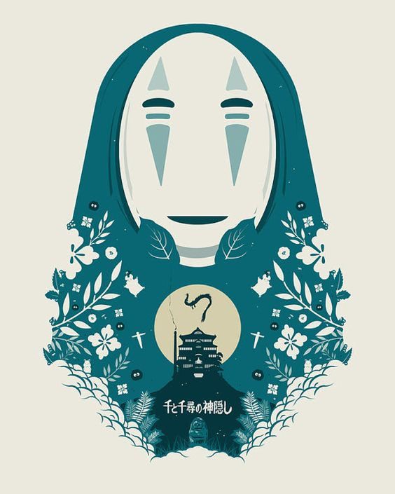 Spirited Away by BigBadRobot